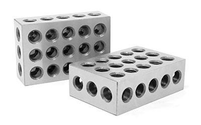 WEN 10423 3 X 2 x 1-Inch Steel-Hardened Precision 123 Blocks, Two Pack $21.98 (Reg $32.31)