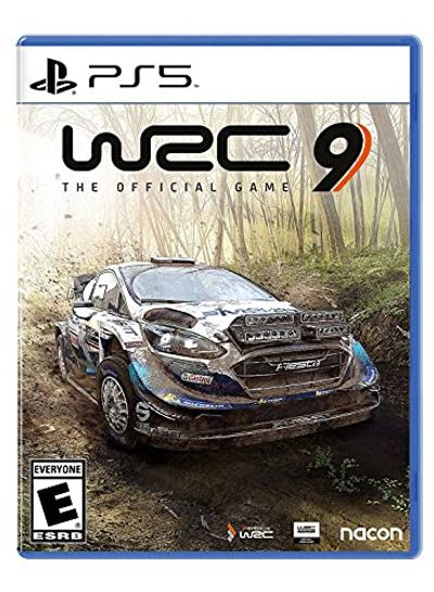 WRC 9 - PlayStation 5 $39.96 (Reg $59.61)