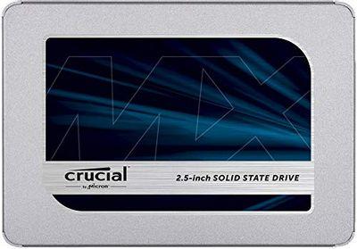 Crucial MX500 500GB 3D NAND SATA 2.5 Inch Internal SSD, up to 560MB/s - CT500MX500SSD1 $72.99 (Reg $83.62)