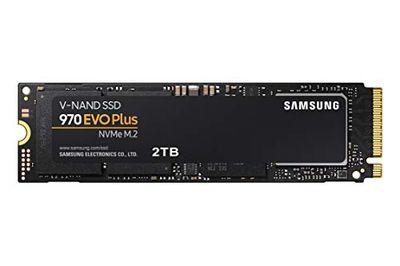Samsung 970 EVO Plus Series - 2Tb PCIe NVMe - M.2 Internal SSD (MZ-V7S2T0B/AM) $319.99 (Reg $419.99)