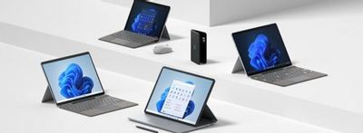 Microsoft Canada Deals: FREE $100 Gift Card w/ Purchase Surface Pro 7 or Surface Laptop + More