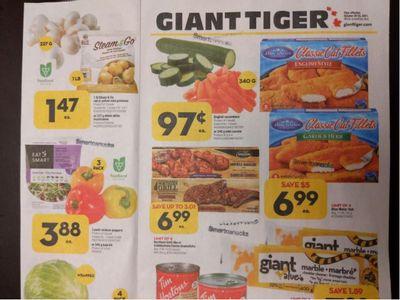 Giant Tiger Canada Deals October 20th – 26th
