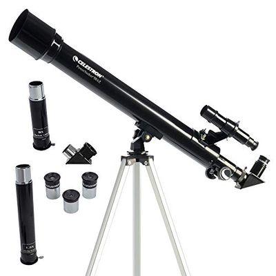 Celestron 21039 PowerSeeker 50 AZ Refractor Telescope $49.99 (Reg $66.00)