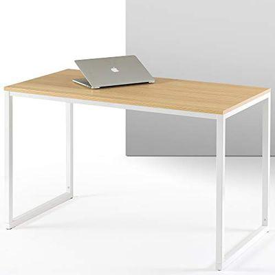 Zinus Modern Studio Collection Soho Desk / Table / Computer Table, White $78.85 (Reg $126.99)