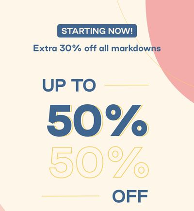 TOMS Canada Sale on Sale: Save an Extra 30% Off Sale Styles, up to 50% off, Using Coupon Code