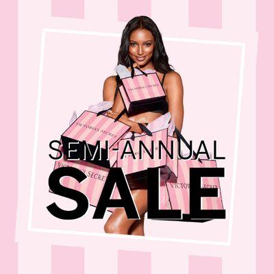 Victoria's Secret Canada Semi-Annual Sale