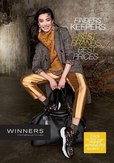 Winners Fall Guide September 9 to October 6