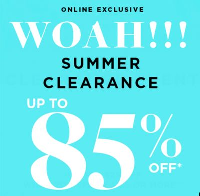 Le Chateau Canada Sale: Up to 85% Off Clearance Items + Shoes Starting from $7 + Tops Starting From $39.99 & More Deals